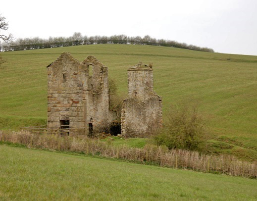 photo: Clintsfield engine house
