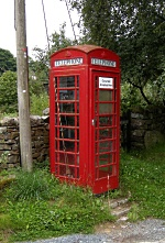 Photo of Lowgill Phone box